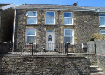 Thumbnail 3 bedroom property for sale in Wern Road, Ystalyfera, Swansea