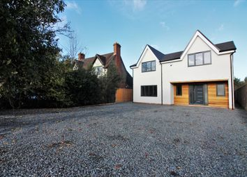 Thumbnail 4 bed detached house to rent in Rouncil Lane, Kenilworth