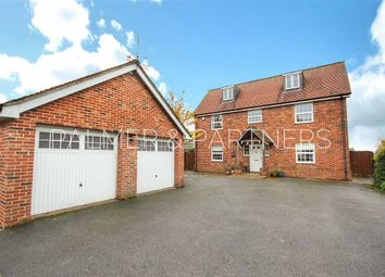 Thumbnail 5 bed detached house for sale in Ladbrook Close, Elmsett, Ipswich