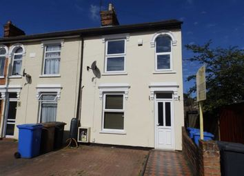 Thumbnail 3 bedroom end terrace house for sale in Newton Road, Ipswich, Suffolk