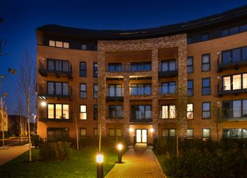 Thumbnail 2 bed flat for sale in Royal Cresent, Stanmore Place, London