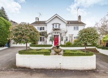Thumbnail 4 bed detached house for sale in Abbey Road, Bourne End
