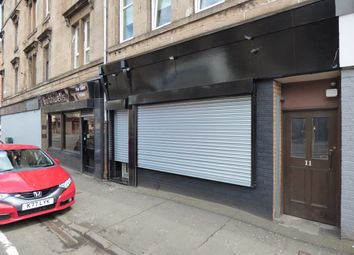 Thumbnail Commercial property for sale in Wellshot Road, Glasgow