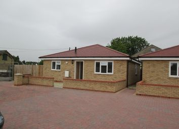Thumbnail 2 bedroom bungalow to rent in Railway Close, Meldreth, Royston