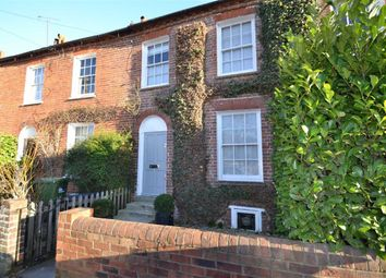 Thumbnail 2 bed terraced house for sale in Shaw Road, Newbury, Berkshire