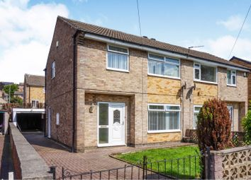 Thumbnail 3 bed semi-detached house for sale in Pirie Close, Bradford