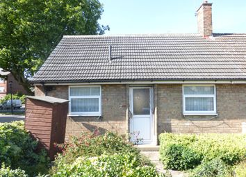 Thumbnail 1 bedroom semi-detached bungalow for sale in Grove House View, Clough Road, Hull