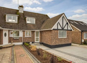 Thumbnail 3 bed bungalow for sale in Park Close, North Bushey