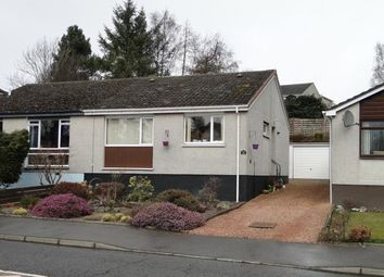 Thumbnail 3 bed semi-detached bungalow to rent in 143 Cedar Drive, Perth