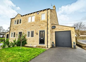 Thumbnail 3 bed semi-detached house for sale in Holden View, Oakworth, Keighley