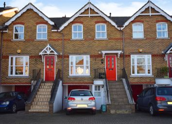 Thumbnail 3 bed terraced house for sale in Connaught Road, Teddington