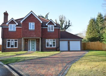 Thumbnail 5 bedroom detached house for sale in Horley Lodge Lane, Redhill