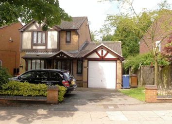 Thumbnail 3 bed detached house for sale in St. Margarets Road, Prestwich, Manchester