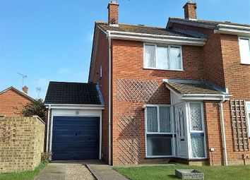 Thumbnail 2 bed semi-detached house for sale in Volante Drive, Sittingbourne, Sittingbourne, Kent