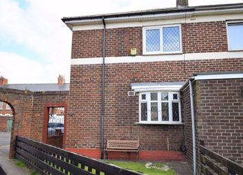 Thumbnail 2 bed end terrace house for sale in Wolsey Court, South Shields