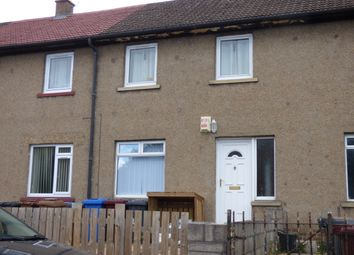 Thumbnail 2 bedroom terraced house for sale in Balmuir Road, Dundee