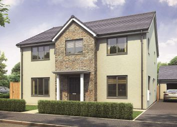 Thumbnail 5 bed detached house for sale in Sampys Hill, Mawnan Smith, Falmouth