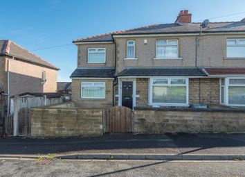 Thumbnail 4 bed town house for sale in Post Office Road, Eccleshill, Bradford