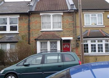 Thumbnail 3 bed terraced house to rent in Cecil Road, Northfleet, Gravesend