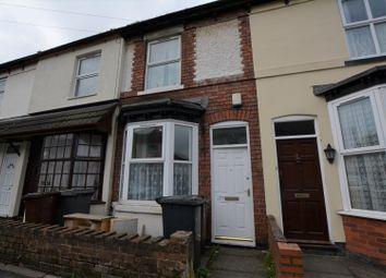 2 bed terraced house for sale in Leslie Road, Park Village, Wolverhampton, West Midlands WV10