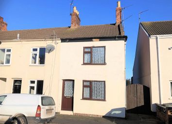 Thumbnail 2 bedroom terraced house for sale in Chapel Lane, Keadby, Scunthorpe