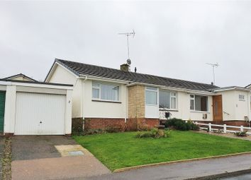 Thumbnail 2 bedroom bungalow for sale in Atherton Way, Tiverton, Devon