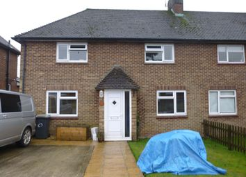 Thumbnail 3 bedroom semi-detached house to rent in Jesty Road, Alresford, Hampshire