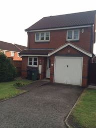 Thumbnail 3 bed detached house to rent in 3 Bed Detached, Woodruff Way, Tamebridge, Walsall