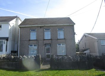 4 bed detached house for sale in Brynbrain Road, Cwmllynfell, Swansea SA9