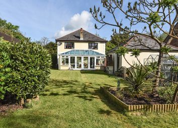Thumbnail 4 bed detached house for sale in Bridle Lane, Slindon Common