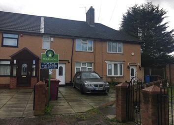 Thumbnail 2 bed terraced house for sale in Wimborne Close, Liverpool