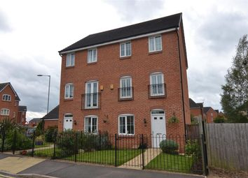 Thumbnail 4 bed semi-detached house to rent in Ranshaw Drive, The Crossing, Stafford