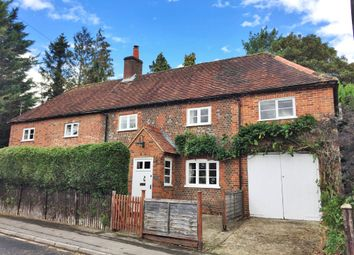 Thumbnail 4 bed cottage for sale in Church Road, Shaw, Newbury