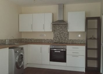 Thumbnail 2 bedroom flat to rent in Bridge Street, Worksop