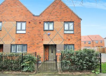 Thumbnail 2 bed end terrace house for sale in Aviation Walk, Chatham, Kent