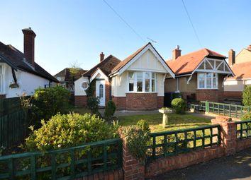 Thumbnail 2 bed detached bungalow for sale in Phillip Road, Cheriton, Folkestone, Kent