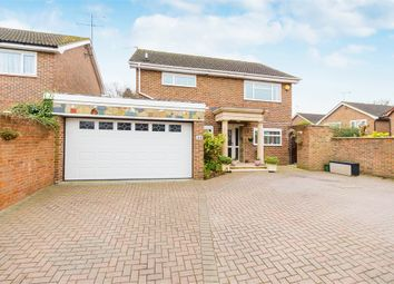 Thumbnail 4 bed detached house for sale in Church Road, West Drayton, Middlesex