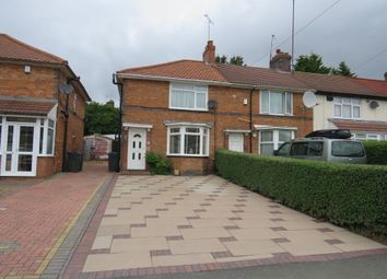 3 bed end terrace house for sale in Heybarnes Road, Small Heath, Birmingham B10