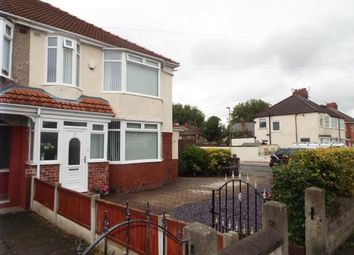 Thumbnail 4 bed semi-detached house for sale in Campbell Drive, Liverpool, Merseyside