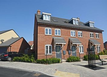 Thumbnail 4 bed town house for sale in Winter Gate Road, Longford, Gloucester