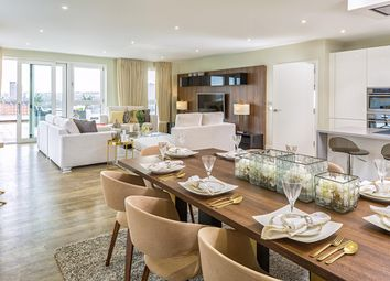 "Thumbnail 3 bedroom flat for sale in ""Watts Penthouse"" at Wandsworth Road, London"
