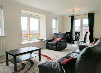 Thumbnail 2 bed flat to rent in Phippard Way, Poole