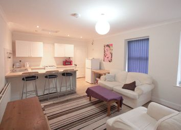 Thumbnail 3 bedroom flat to rent in Brighton Grove, Arthurs Hill, Newcastle Upon Tyne