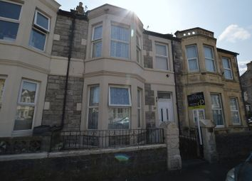 Thumbnail 3 bed terraced house for sale in Stanley Grove, Weston-Super-Mare