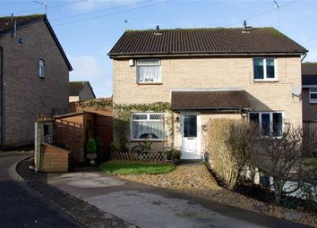 Thumbnail 3 bed semi-detached house for sale in Hollyrood Close, Highlight Park, Barry