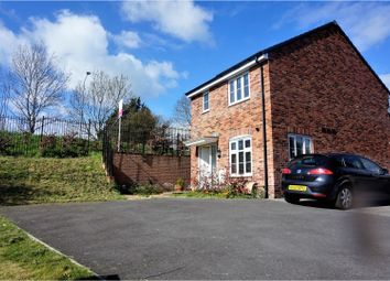 Thumbnail 3 bed detached house for sale in Brython Drive, Cardiff