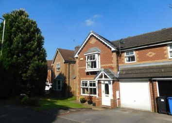 Thumbnail 3 bed semi-detached house for sale in Old Bank Close, Bredbury, Stockport