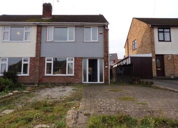 3 bed semi-detached house for sale in Land Society Lane, Earl Shilton, Leicester, . LE9