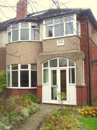 Thumbnail 5 bed semi-detached house to rent in St Annes Road, Headingley, Leeds