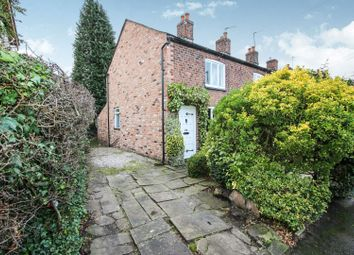 Thumbnail 2 bed cottage for sale in Chapel Lane, Wilmslow